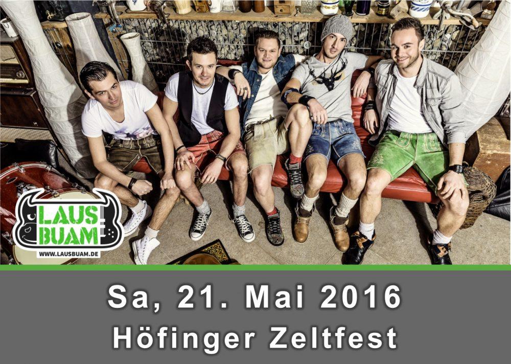 Zeltfest Höfing