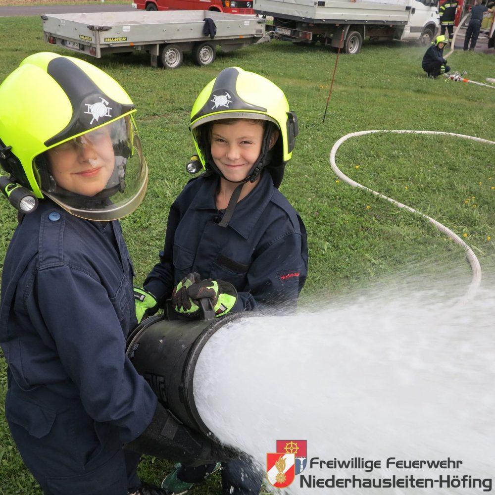 24 Stundentag der Feuerwehrjugend