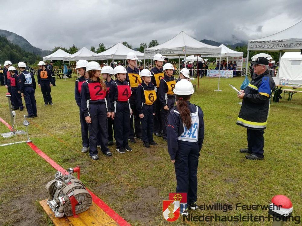 46. NÖ Landestreffen der Feuerwehrjugend