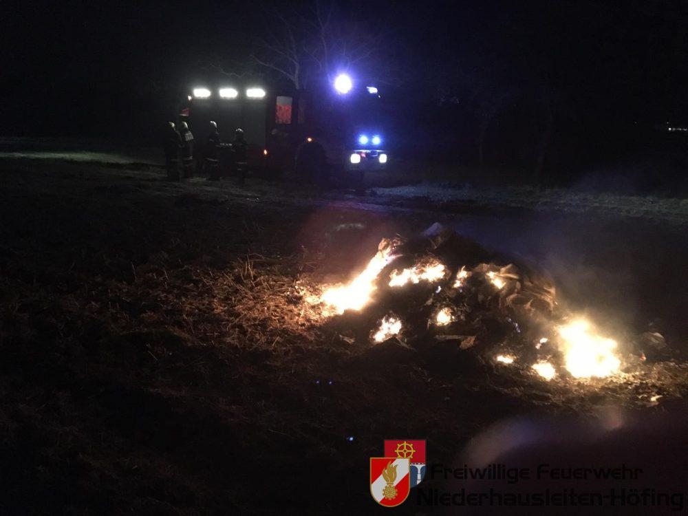 Flurbrand